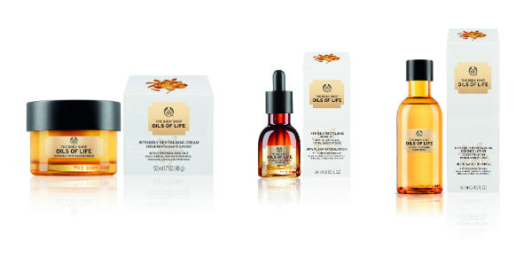 Win The Body Shop pakketten!