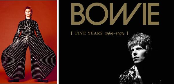 De schaduw van Bowie