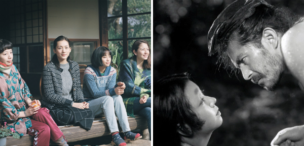 Colleges en premières: 90 jaar Japanse cinema