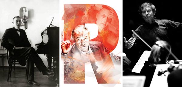 Maestro Gergiev eert icoon Rachmaninov