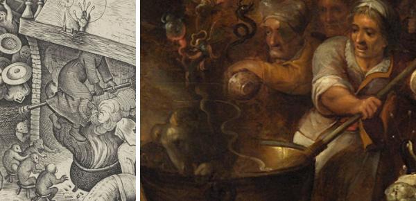 Drankjes, brandstapels en magische krachten