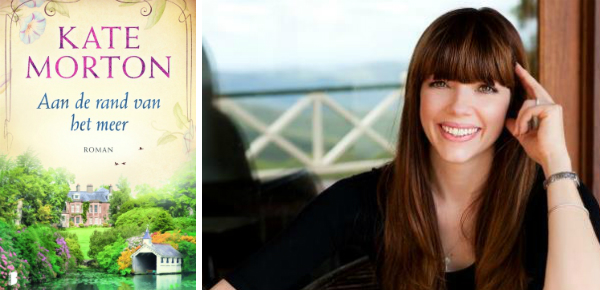 Zin spreekt Kate Morton – en verloot haar boek!