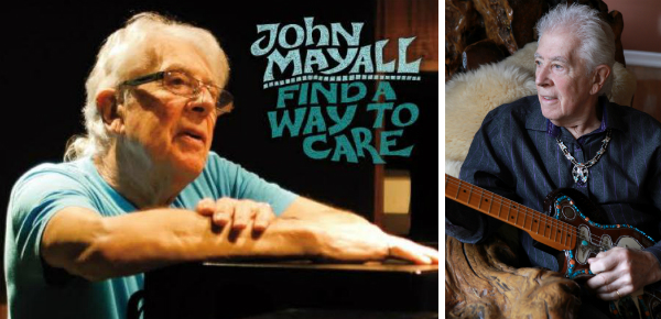 John Mayall: Opa Blues