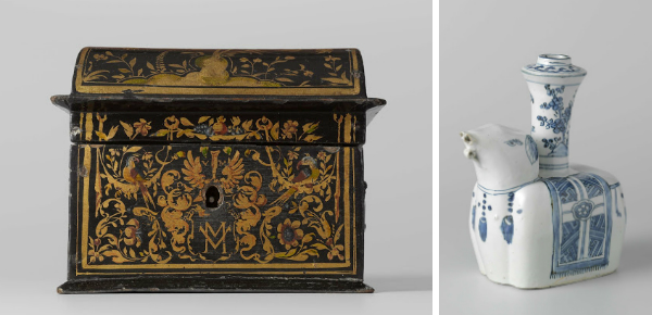 Aziatische luxe uit de 17e eeuw
