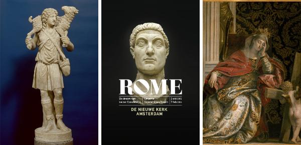 Droom weg bij Romeinse kunstschatten