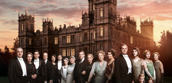 Nog even genieten van Downton Abbey