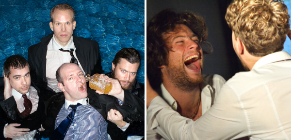 The Hangover meets The Wolf of Wall Street