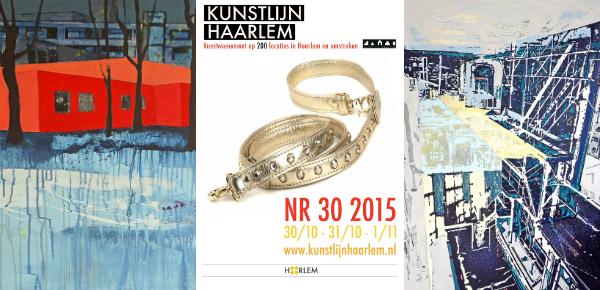 Kunstlijn: de grootste atelierroute van NL!