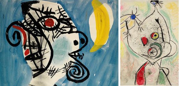 Miró en Cobra