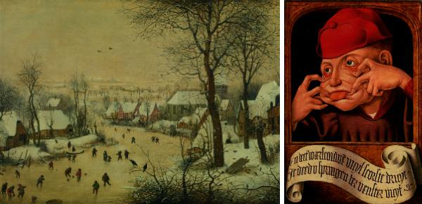Van Bosch tot Bruegel, van kwakzalver tot feest
