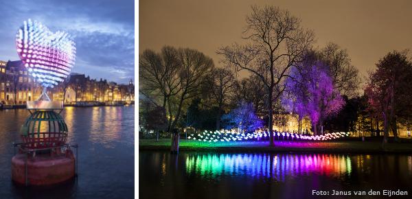 Het Amsterdam Light festival mét lezersactie!