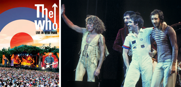 Wees erbij: The Who Live in Hyde Park!