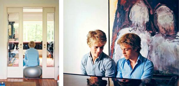 Thuis bij Lucas en Arthur Jussen