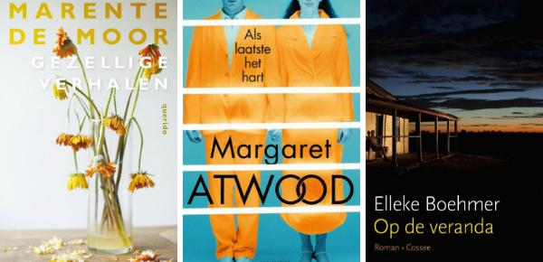 Deze drie boeken mag u niet missen