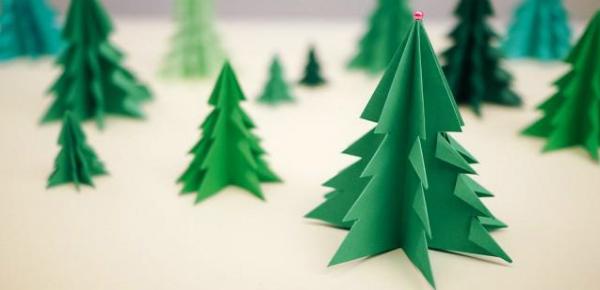 Feestelijk 3d Kerstboom Zin Nl
