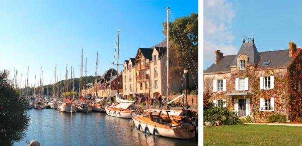Voordelig naar Bretagne!?