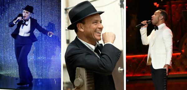Breng de kerst door met Frank Sinatra