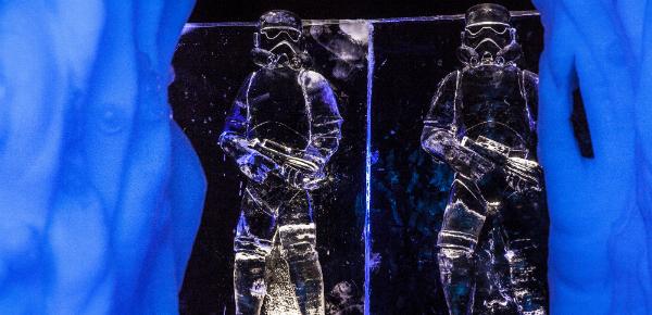 Groter en kouder dan Frozen: ijskunst in Zwolle