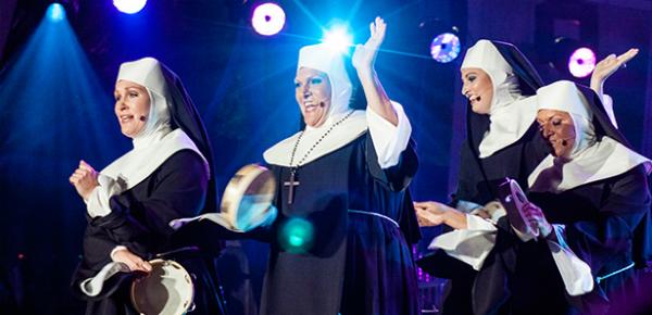 Bizarre gebeurtenissen, komische nonnen en creatieve oplossingen