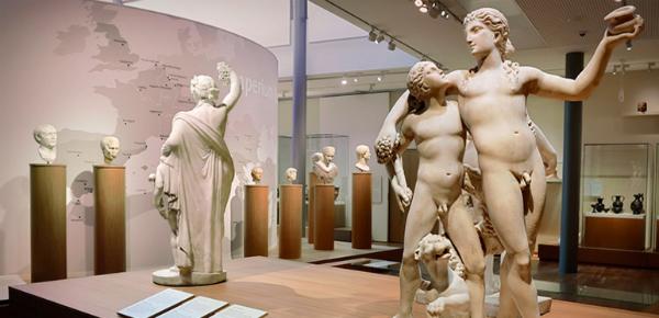 Mytische helden, goden en nieuwe zalen