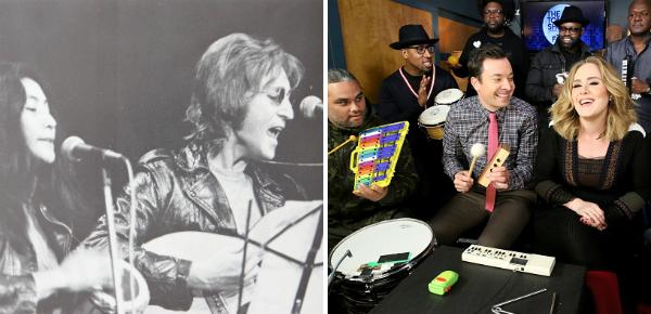 Van John & Yoko tot Hello op z'n kleuters