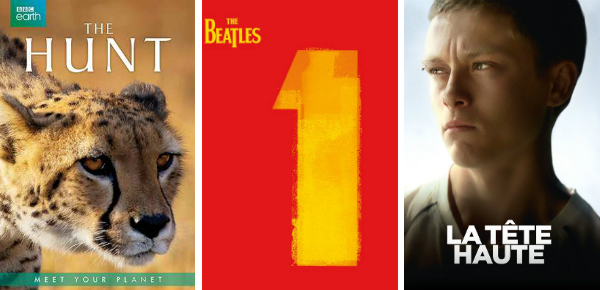 Drie dvd's die u moet zien
