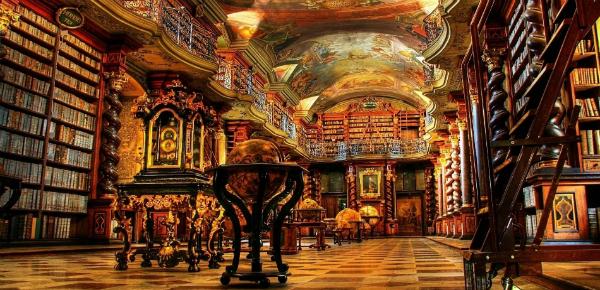 Wat is de mooiste bibliotheek ter wereld?