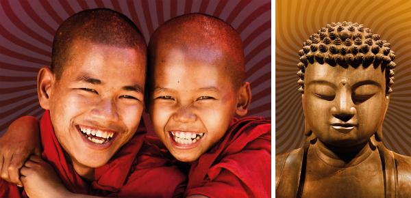 Ontdek het verhaal achter Boeddha