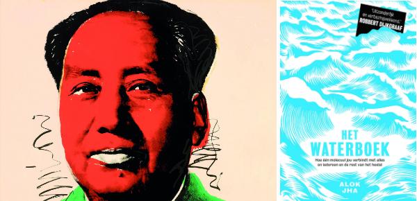 Over water en de ijzeren greep van Mao