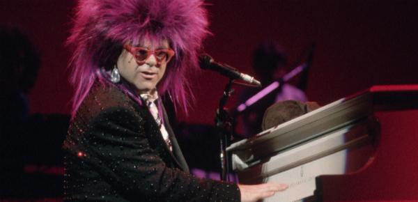 Elton's 33ste!