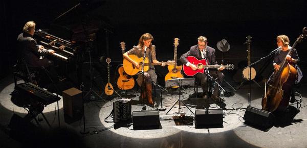 Het Avalanche Quartet eert Leonard Cohen