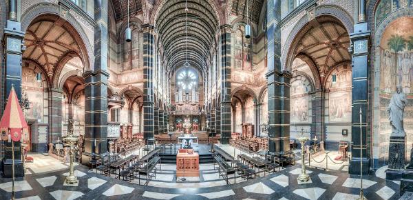 De mooiste Amsterdamse kerken, op z'n mooist