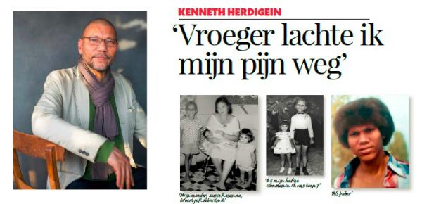 Waar ik vandaan kom met Kenneth Herdigein