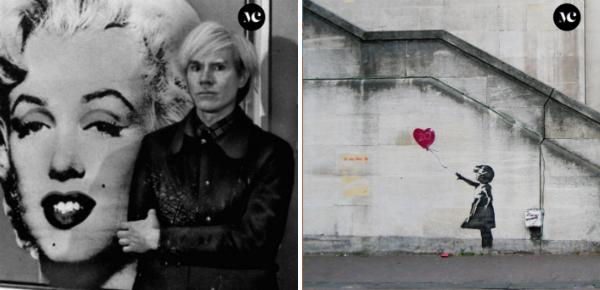 Banksy en Warhol komen naar Nederland!