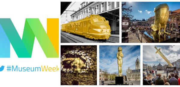 Groot feest in Nederlandse musea!