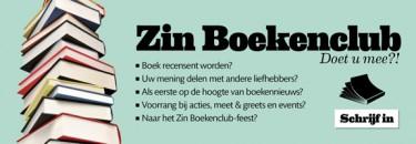 deelnemen zin boekenclub
