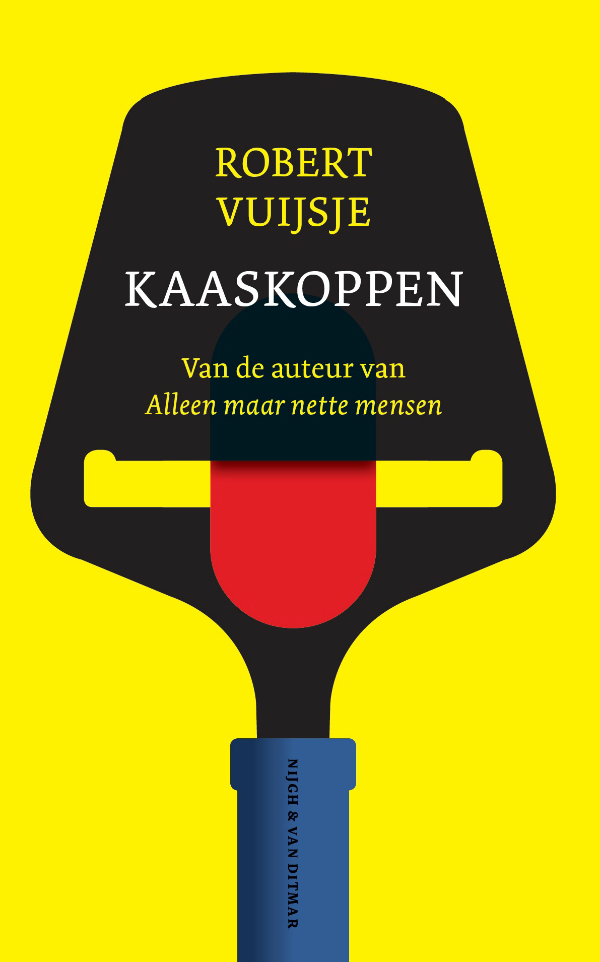 Recensies over: Kaaskoppen – Robert Vuijsje