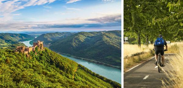 Verken de Donau per fiets