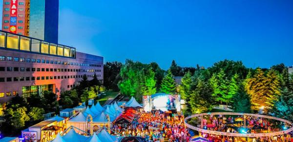 Een festival om van te smullen