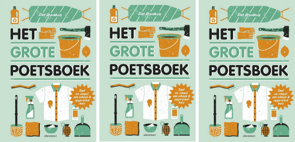 Win: Het grote poetsboek