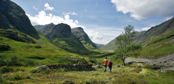 13 dagen in adembenemend Schotland