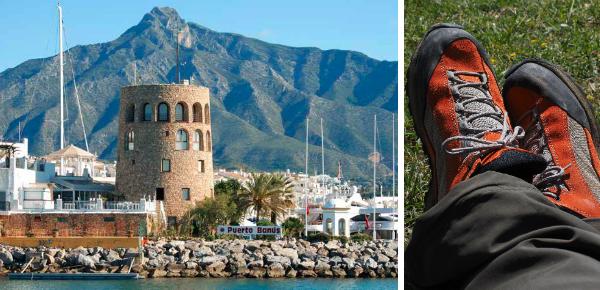 Doe mee aan de Marbella Wandelvierdaagse!