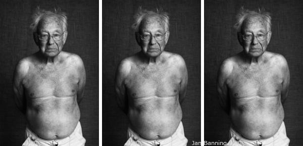 Een fotograaf, architect en komiek…
