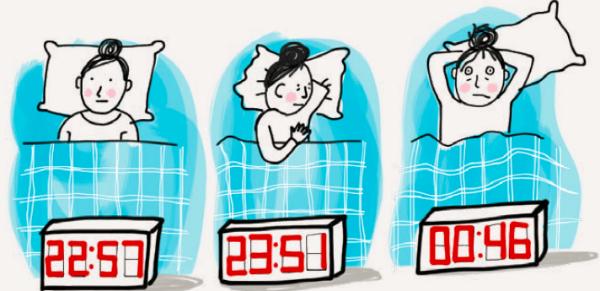 Last van slapeloosheid?