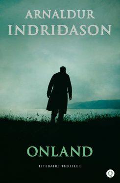 Onland van Indridason op IJsland