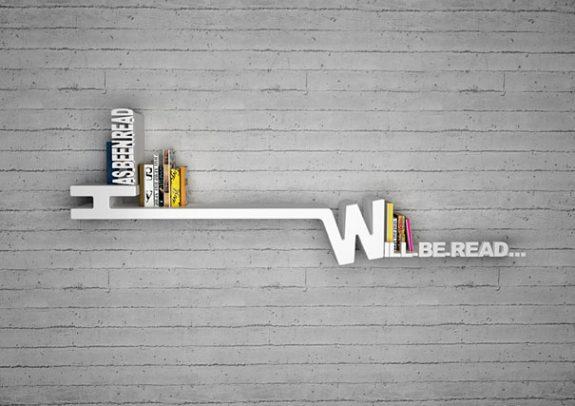 creatieve boekenkast 2