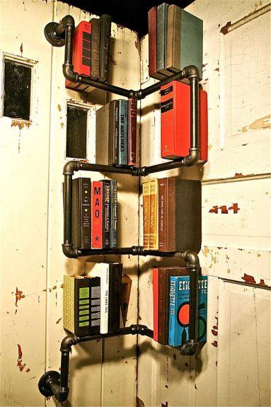creatieve boekenkast 6