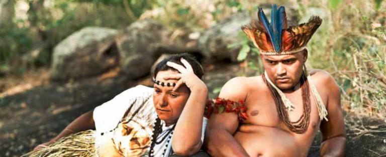 Ander Brazilië: echte indianen