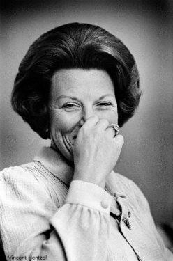 Beatrix Koninklijke foto's Vincent Mentzel