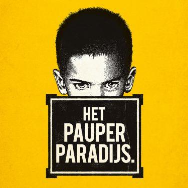 Het Pauperparadijs poster